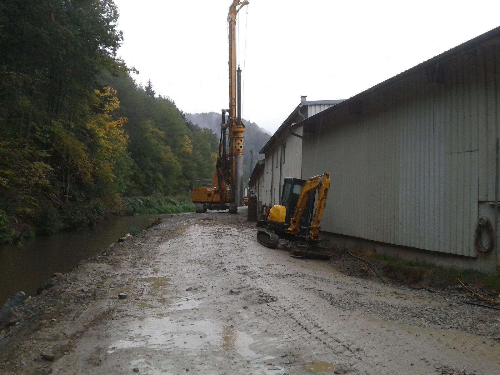 Bauleitung + Bauüberwachung