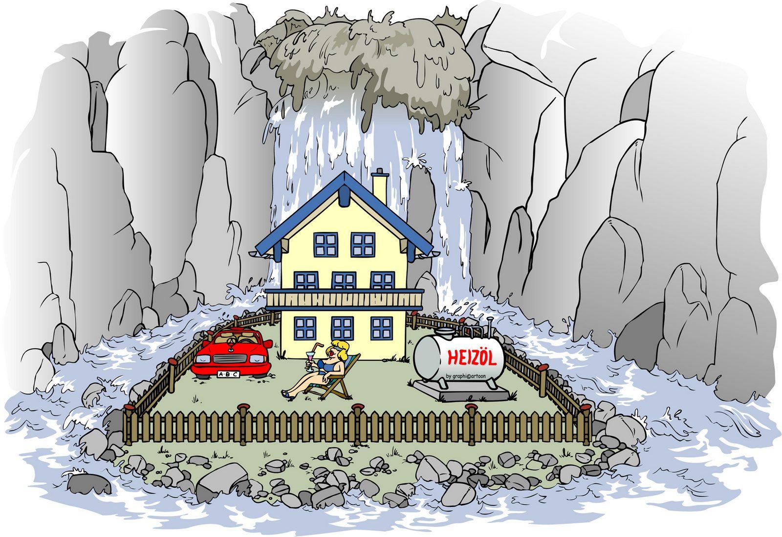 Bauen im Überschwemmungsgebiet