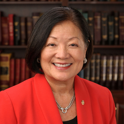 Mazie Hirono - Hawaii, Senator. Senate. (D)
