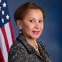 Nydia Velazquez - New York, 7th District. House. (D)