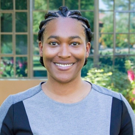 Gabrielle Gueye is a Technical Associate for Overseas Operations at Catholic Relief Services