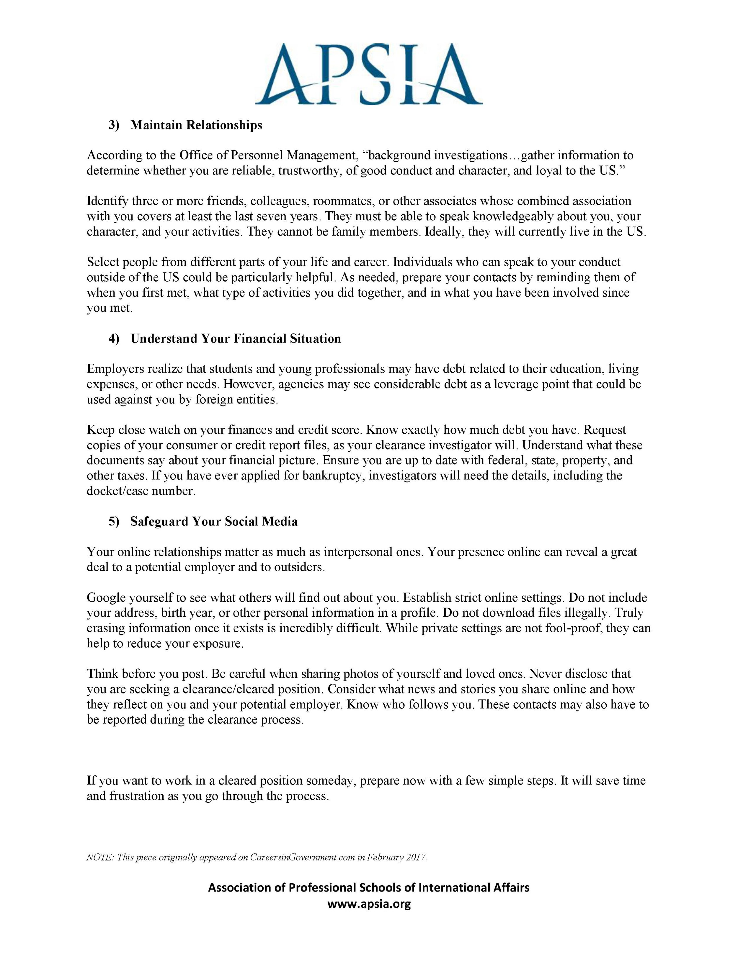 APSIA Post_5 Ways to Prepare for a Security Clearance_0002.jpg