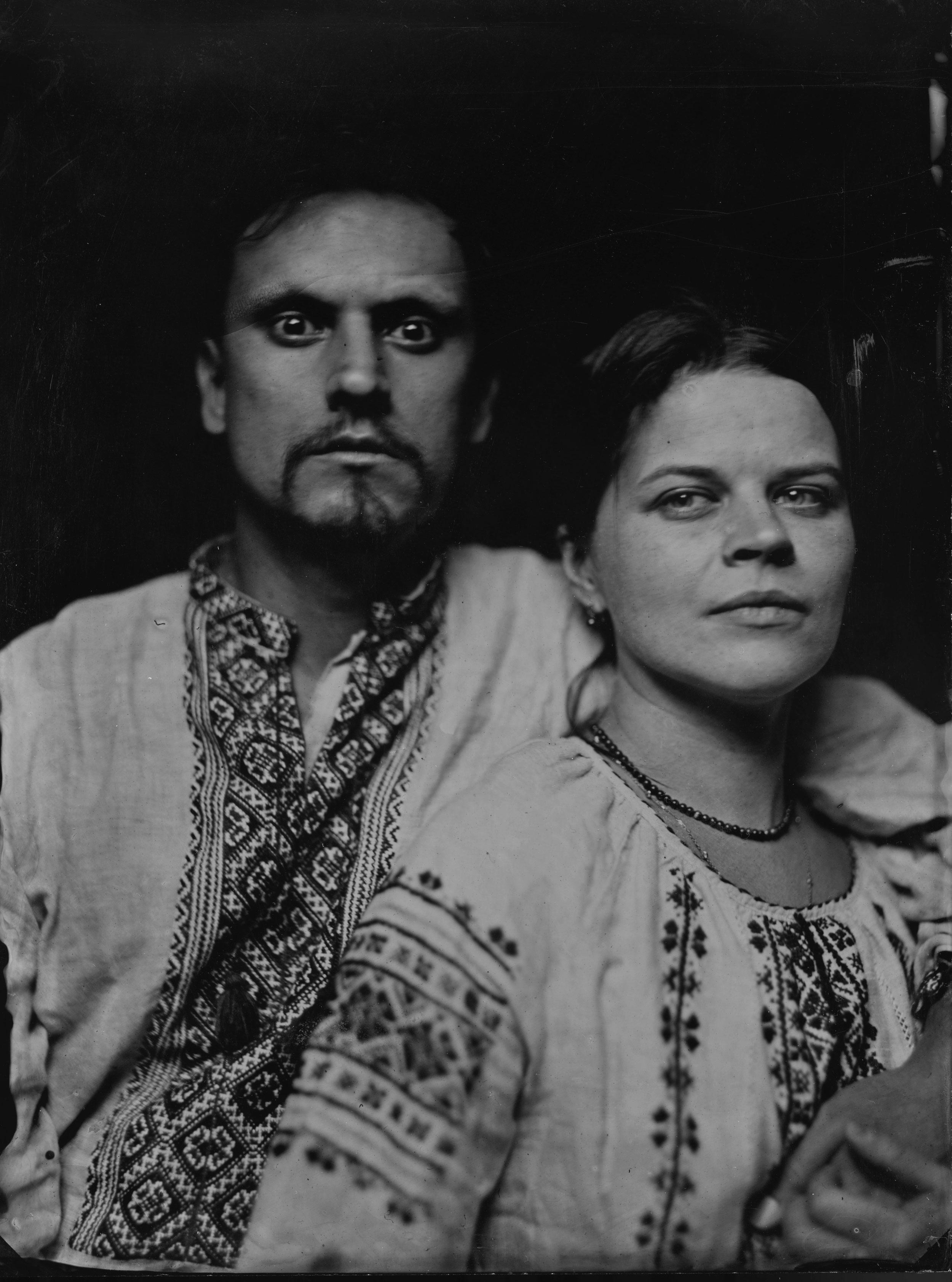 Anastasia and Richard
