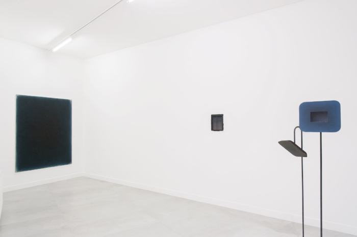 Exhibition view 'Severity of A Salty Surge' Barbé Urbain gallery, Ghent