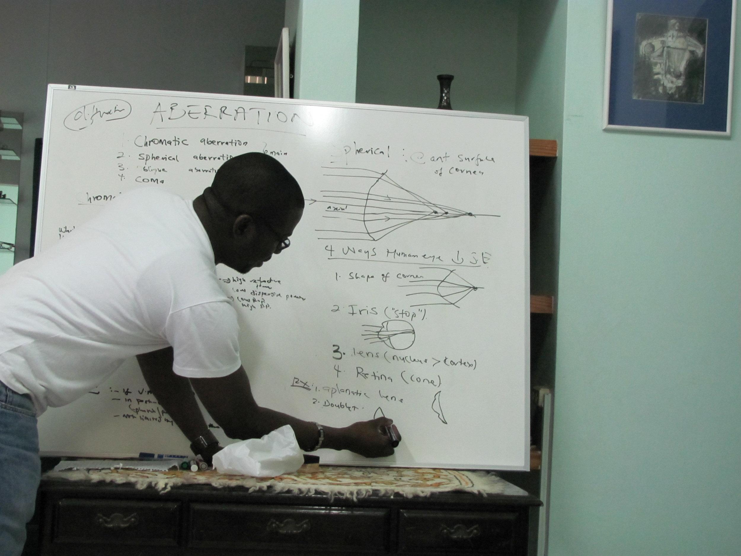 Dr. Ade Adegbola