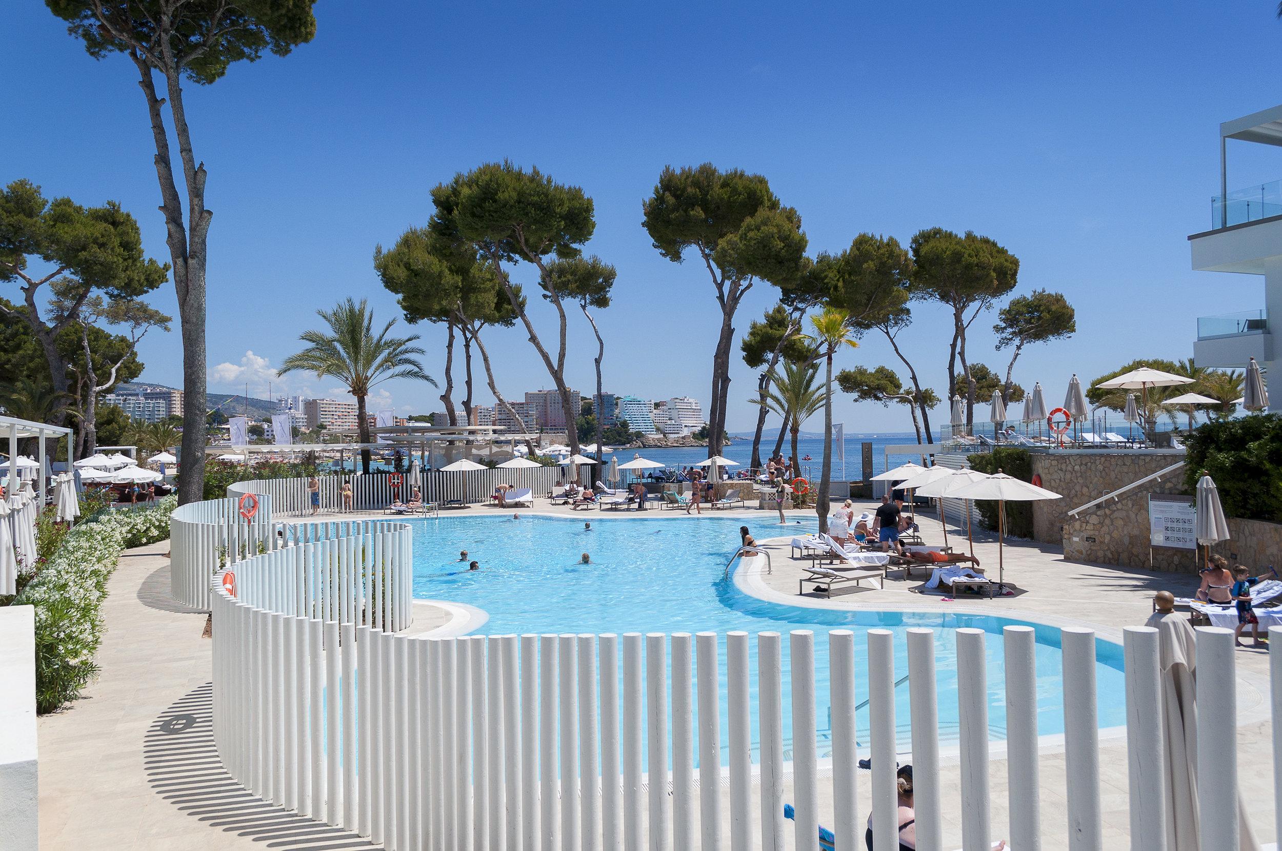 Melia Calvia Beach - Pool