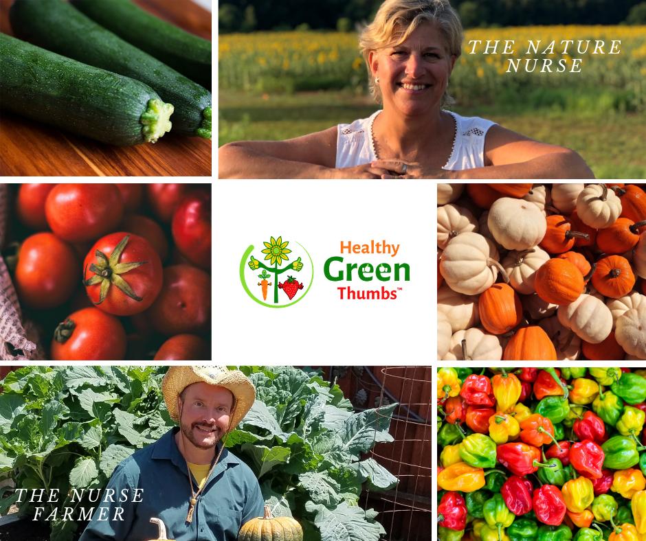Healthy Green Thumbs