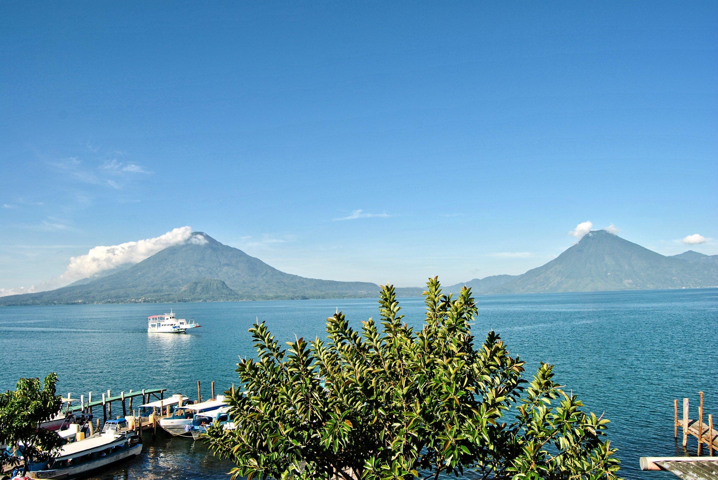 Journey with the Maya - Lake Atitlán, Guatemala