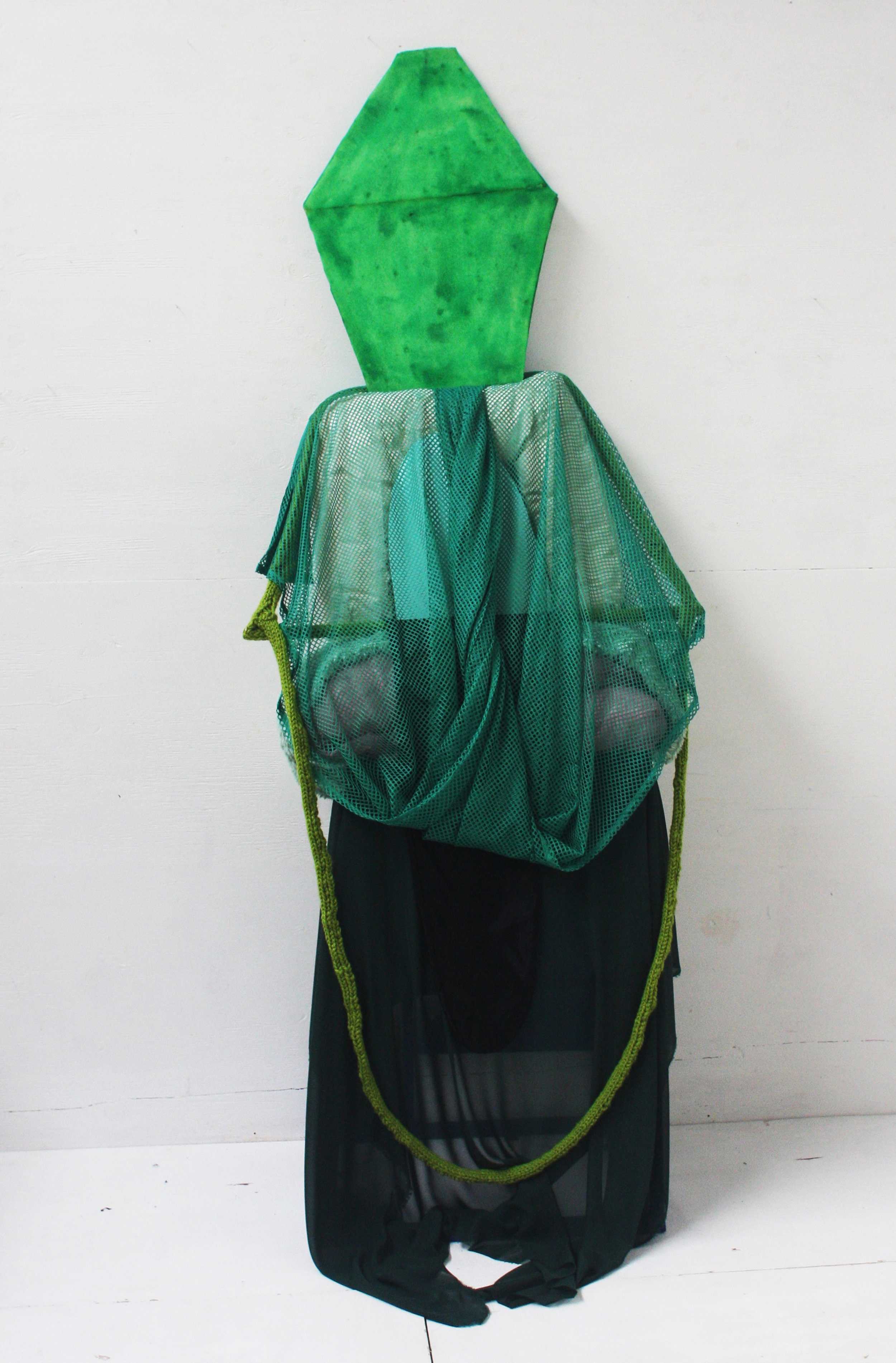Marie J.Engelsvold. Sculpture experiment. 2019