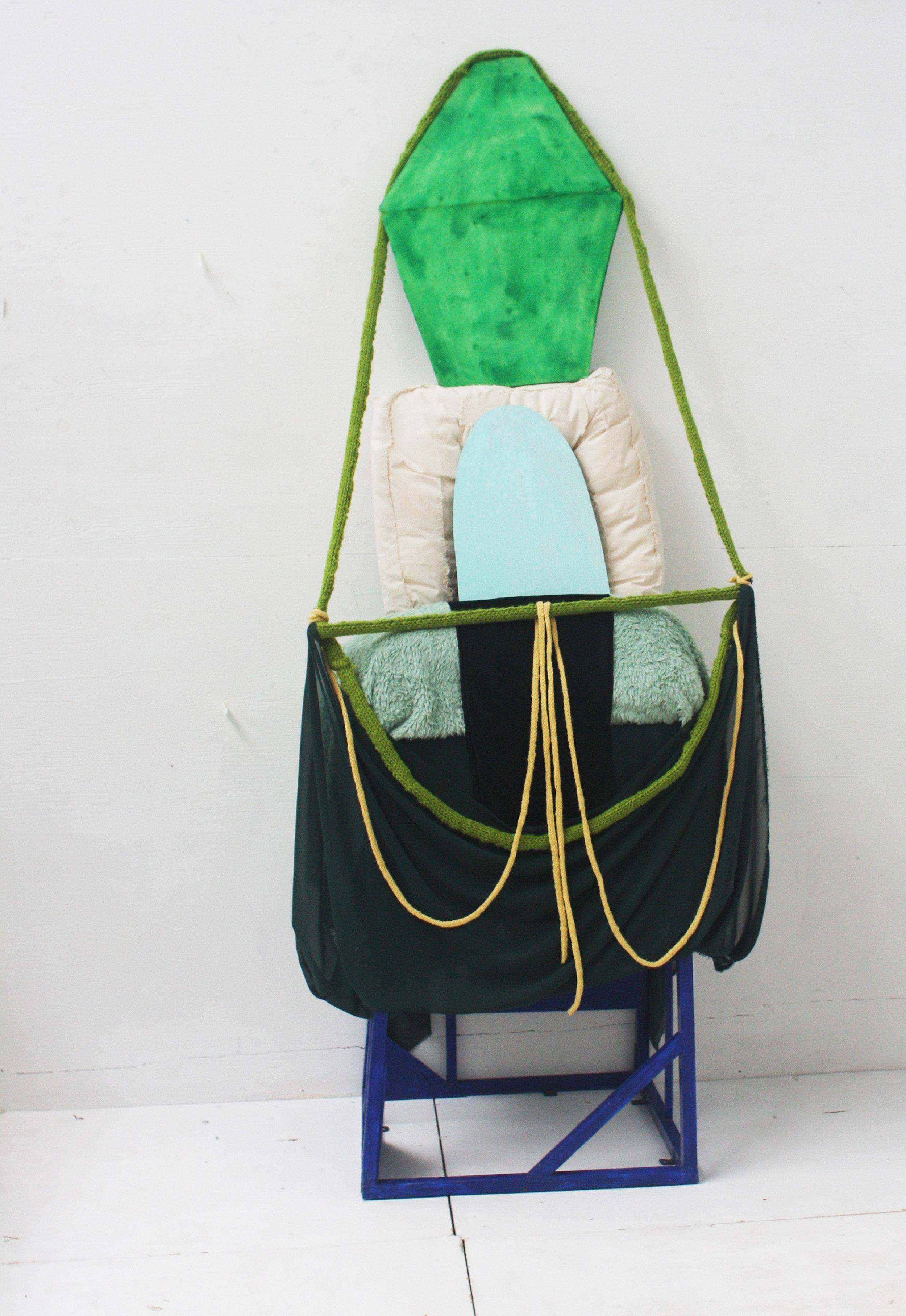 Marie J.Engelsvold. Sculpture experiment. 2019.