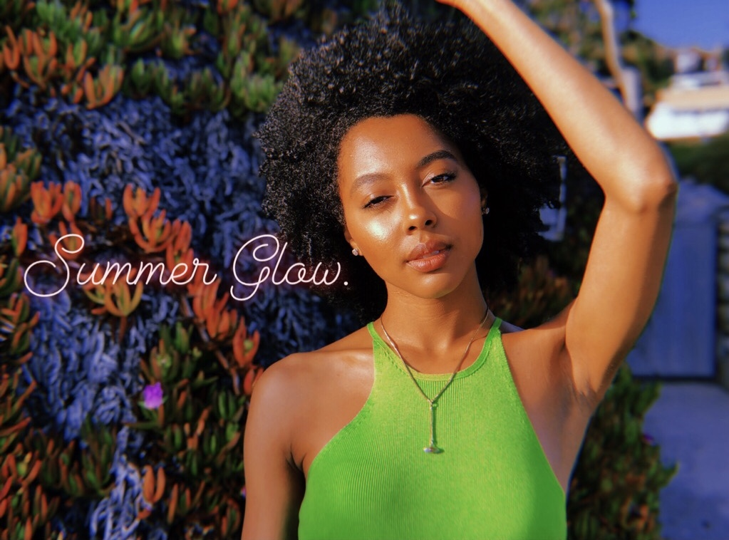 SUMMER GLOW. - SUMMER IS HERE AND ITS BEEN LIT...LITERALLY. HOPE YOU GUYS ARE ALL ENJOYING THE WEATHER, HERE'S SOME TUNES TO COMPLIMENT.