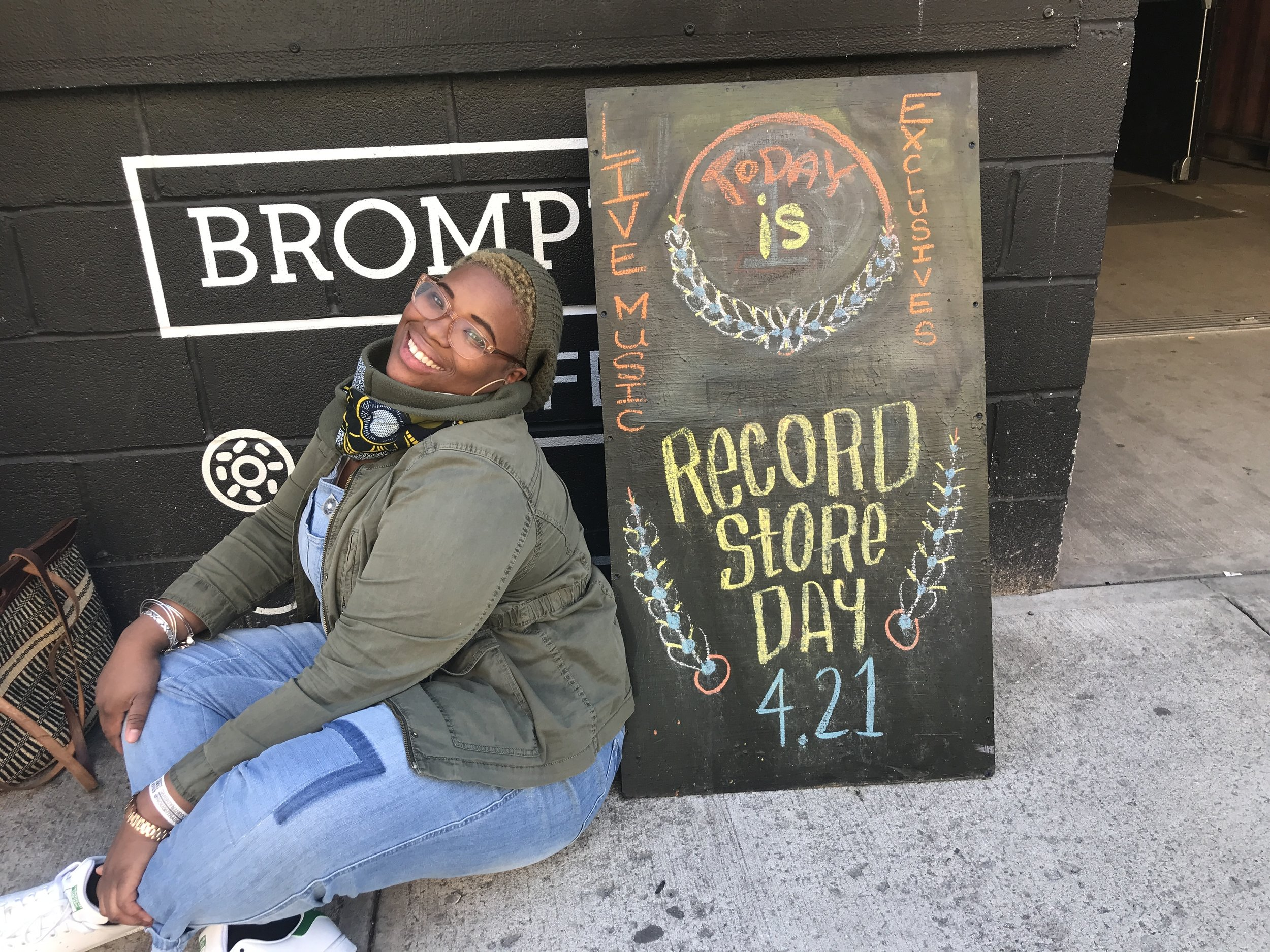 Crate Diggin-Record Store Day.JPG