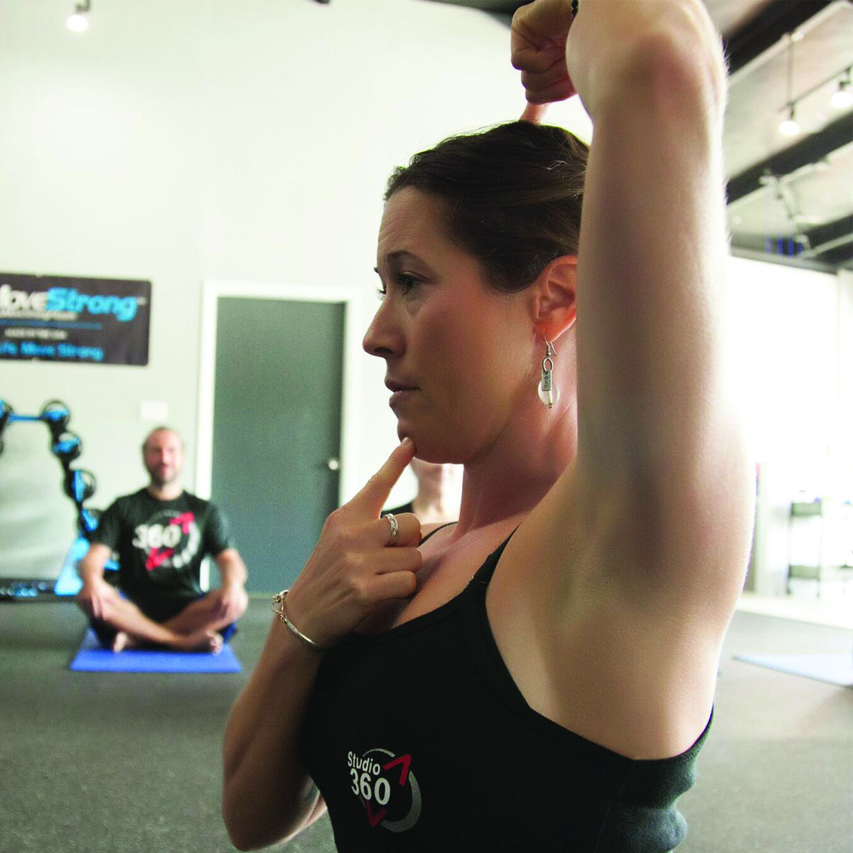 Stacey Stone - Stacey is a holistic health and fitness coach with over 15 years of experience in the fitness industry. With a background that began in traditional personal training and a focus not he importance of alignment with in the structure of the body, she now focuses on helping clients restore pain-free movement with alignment based exercise. She believes that a mindful integration of movement into everyday life is the backbone to balanced health and well being. Stacey has completed extensive education in her field including a BA in Psychology, CHEK level 1 Practioner, CHEK Holistic Lifestyle coach, NASM Personal Trainer, National Personal Training Institute Certification, ELDOA Practitioner, Certified Hatha Yoga Instructor, SUP Yoga Instructor, Reiki Practioner and is currently working on her massage therapy certification.