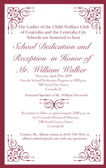 William Walker Dedication invitation - front.png
