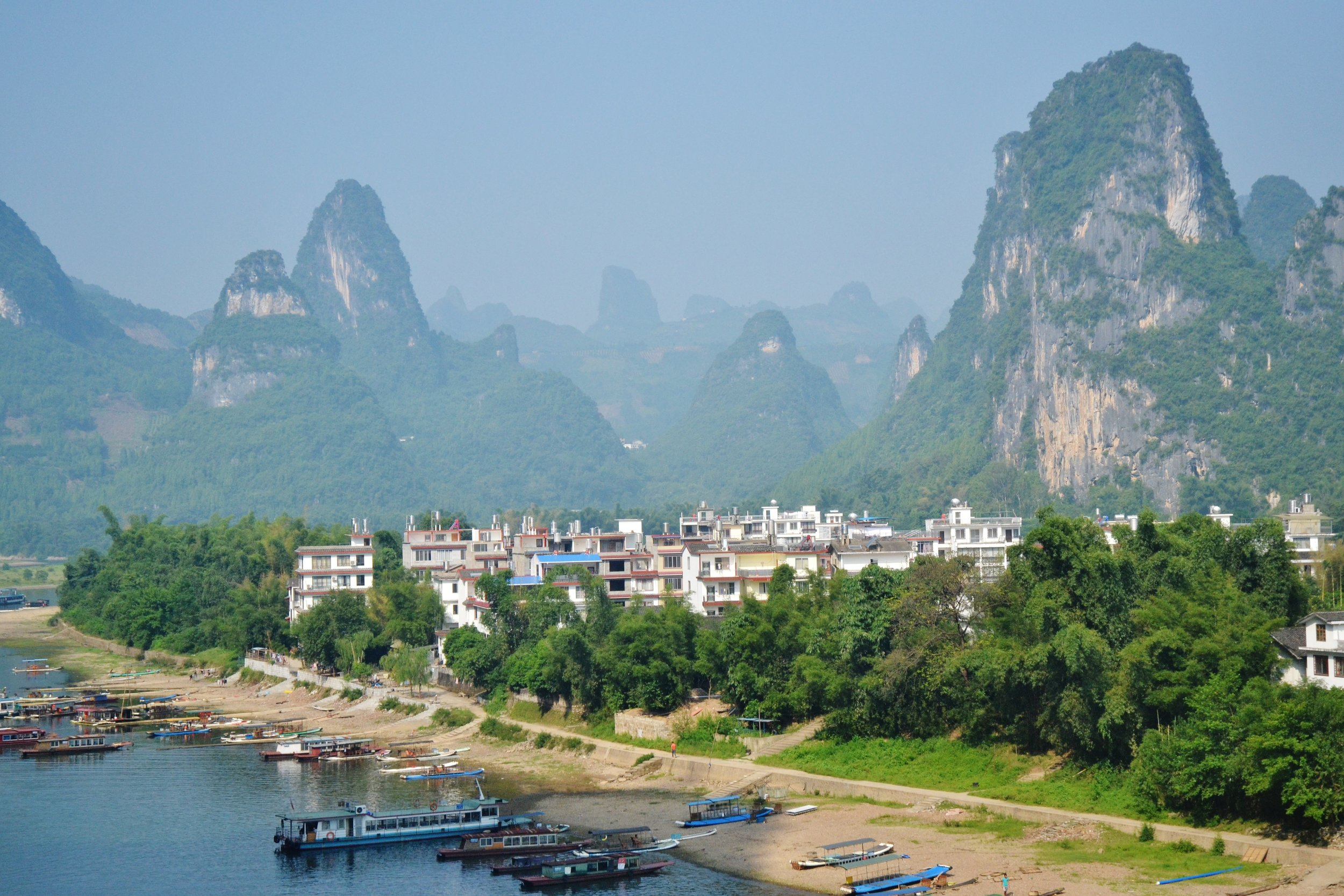 Amazing view in Yangshuo