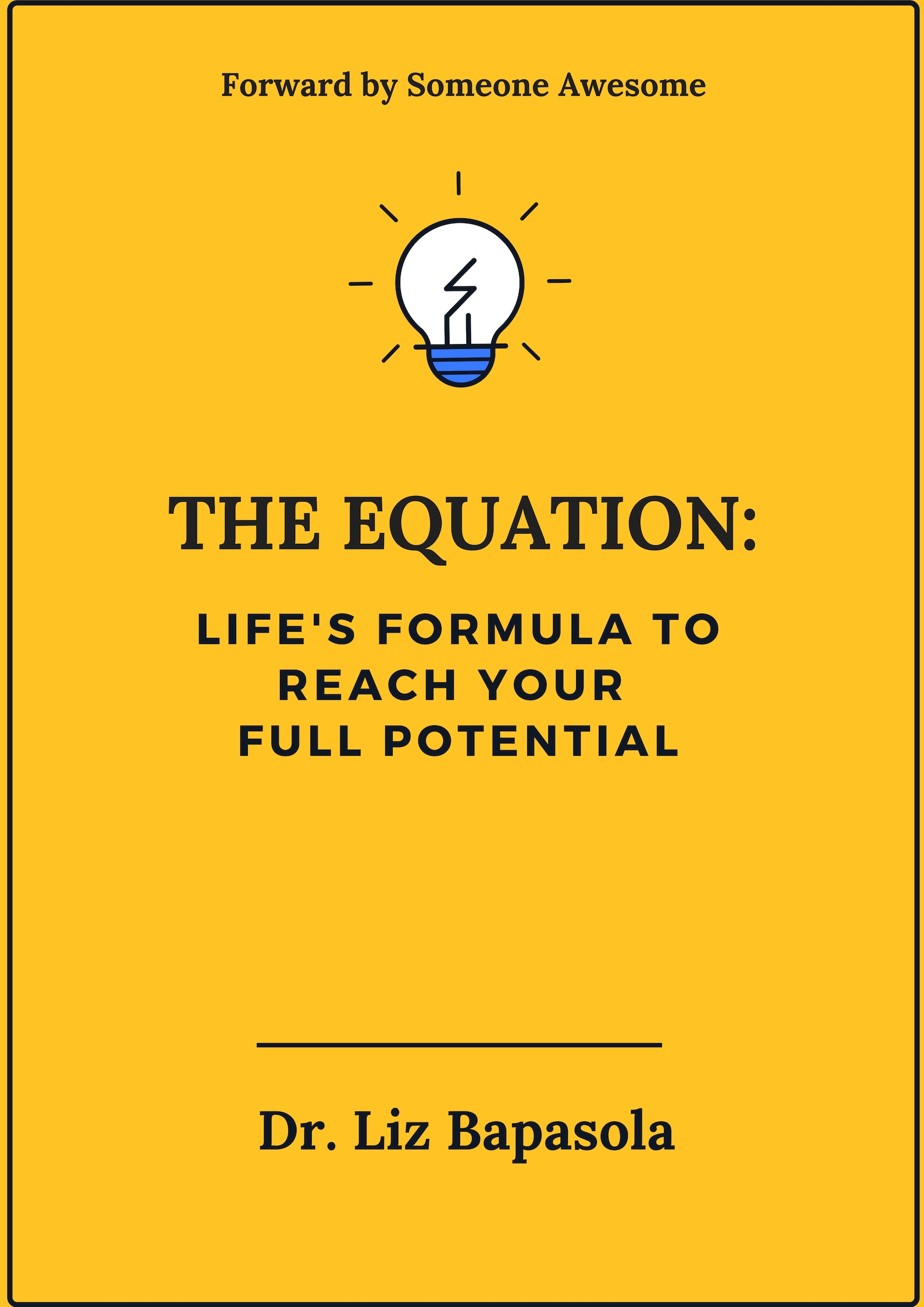 The Equation is informed by the work of Dr. Carl S. Moore, Mr. Tony D'Angelo, Dr. Daniel Goleman, Dr. Denny Roberts, and Dr. Donald Clifton.       Click here to read the first chapter…