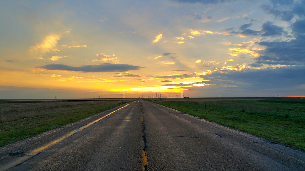 The long way home - A love letter to the open road