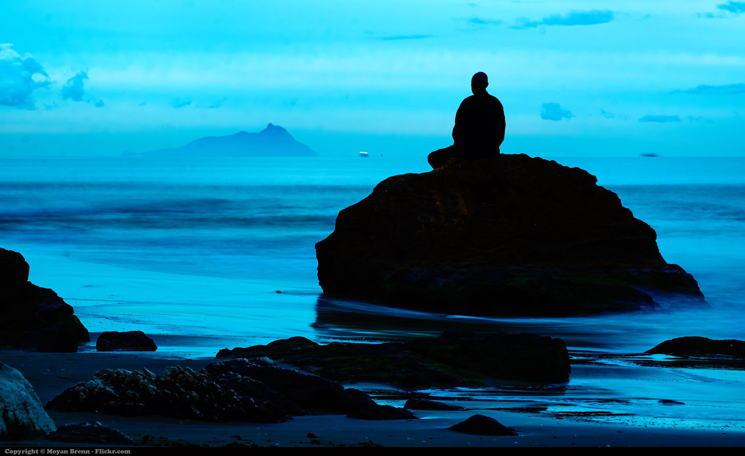 You Should Meditate - (Or Don't...I'm Not Your Mom)