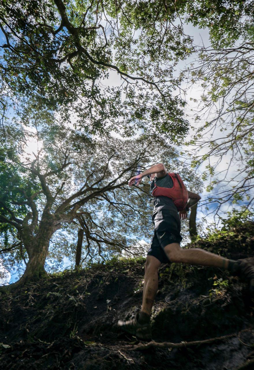 MoonRun 2017, Runner Gerhard Linner, photo Braulio Green Media