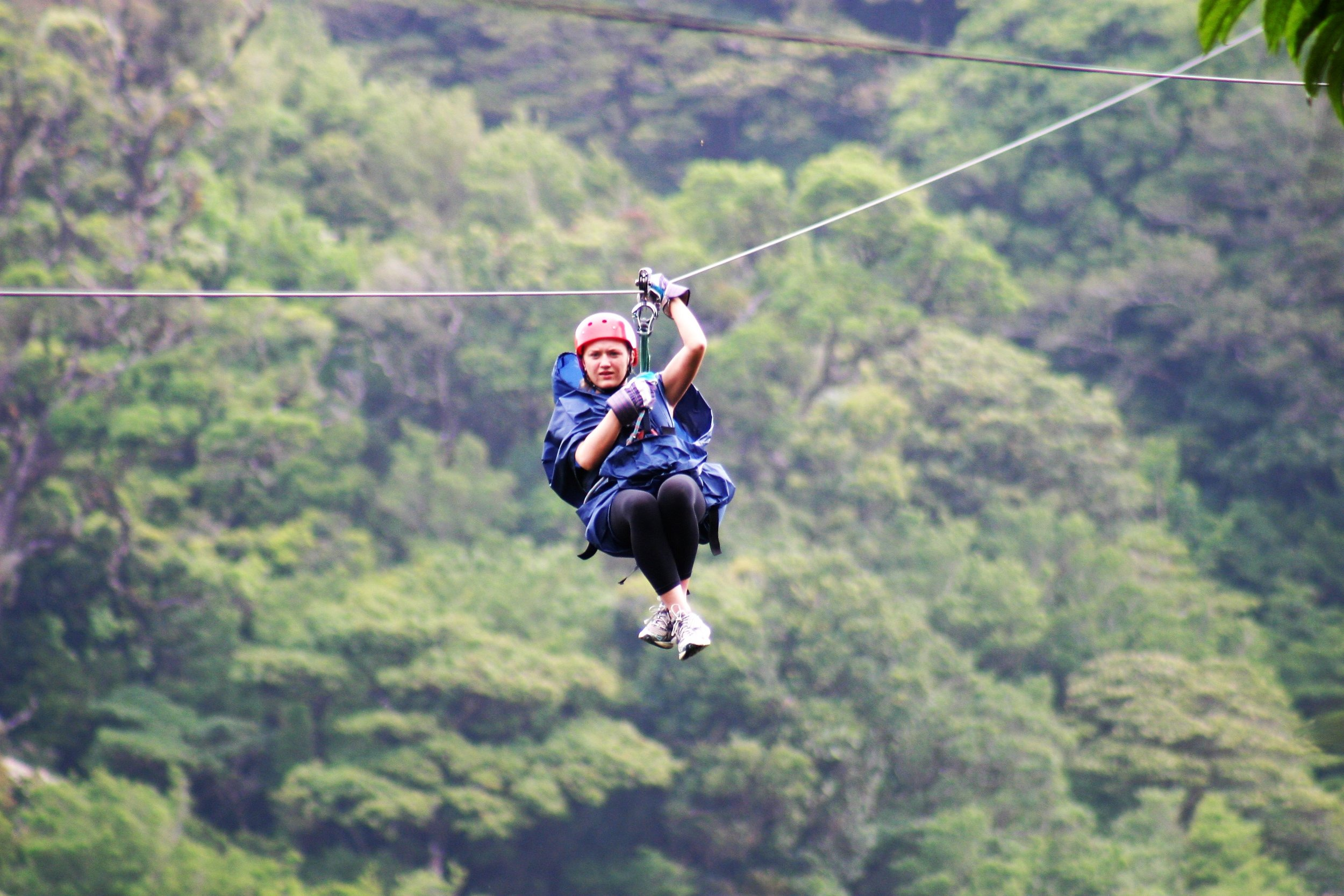 Best zip lines in the country
