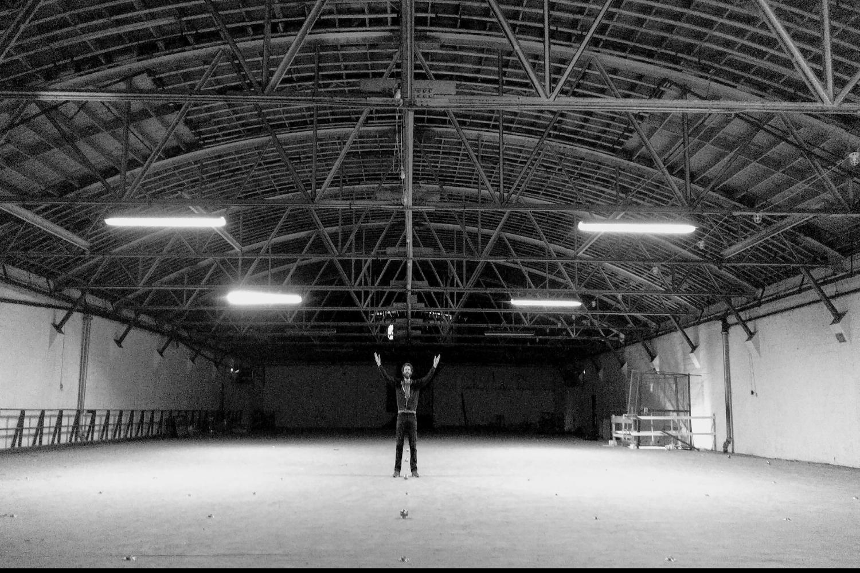 Empty space!