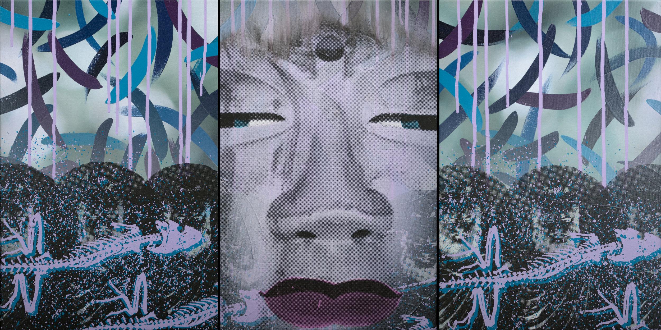 Awake Tripych - AVAILABLE