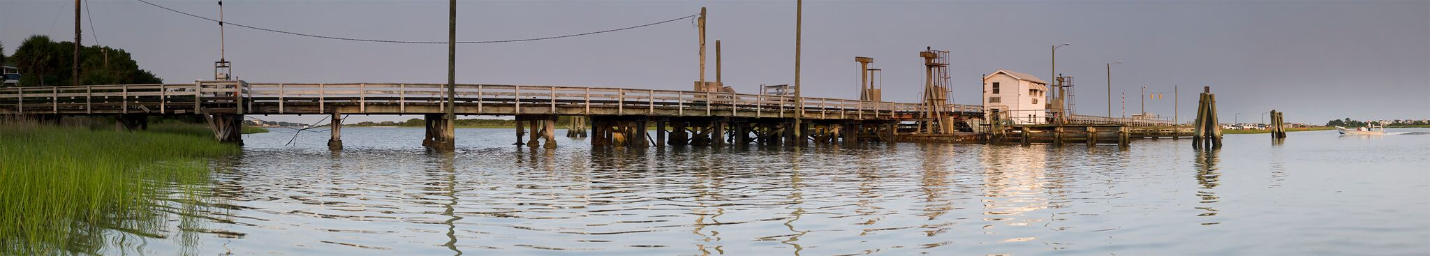 Sunset Beach Bridge #43941