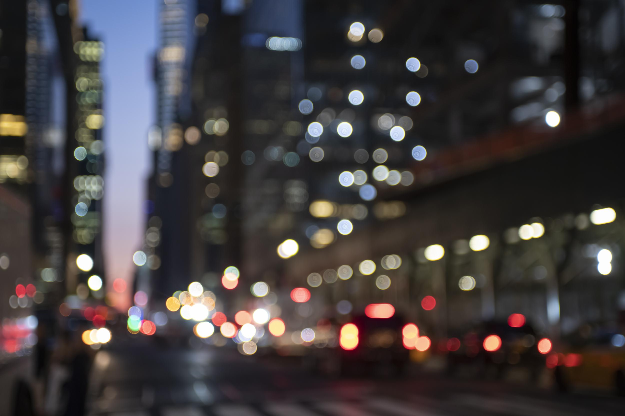 """42nd Street Grand Central '97640' Edition 1/5 40x60"""" Diptych in Dark Walnut Frame"""