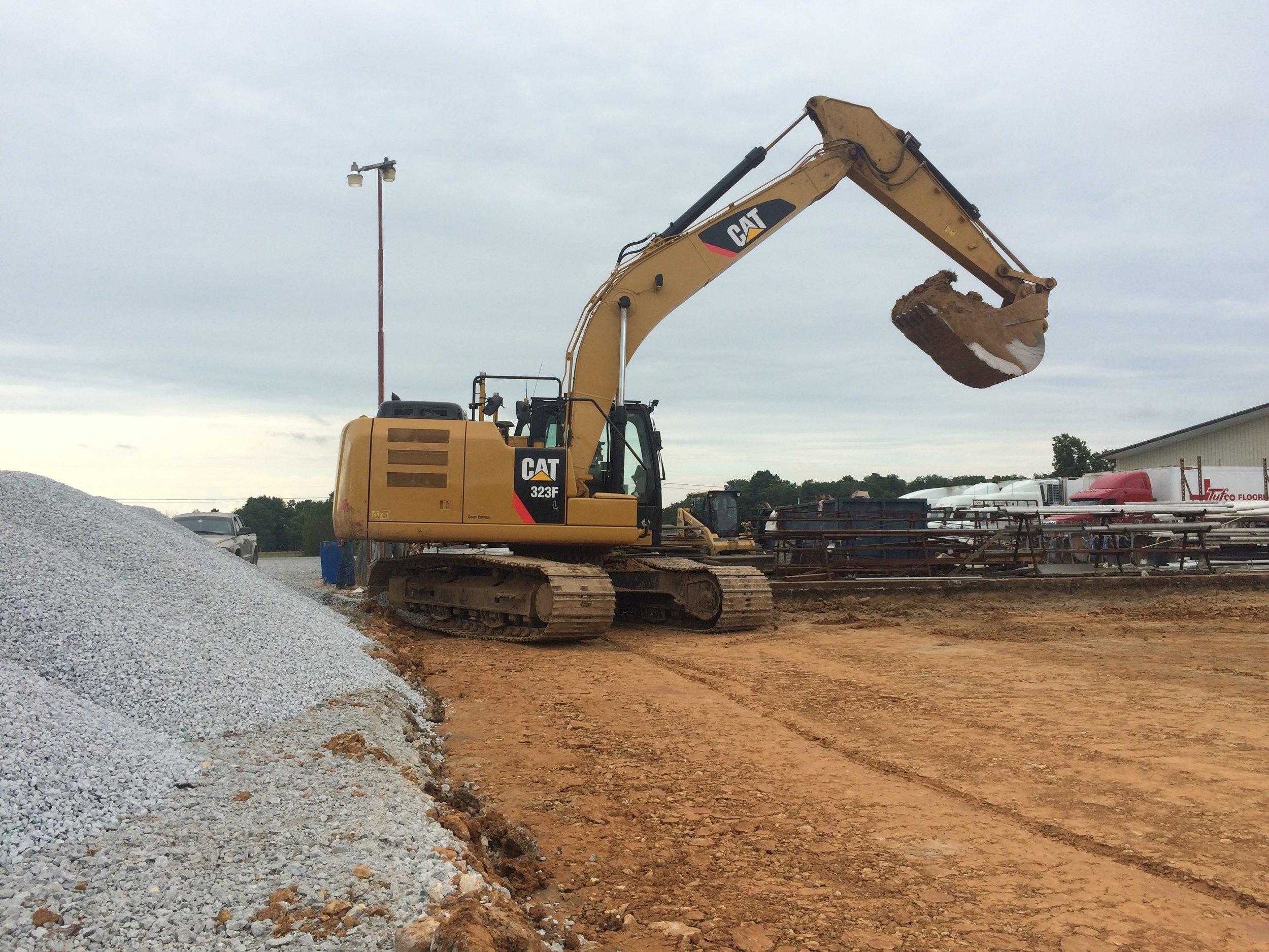 Rock Removal In Western Arkansas