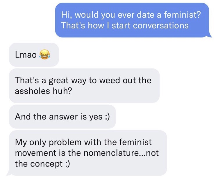 How to start a conversation on okcupid