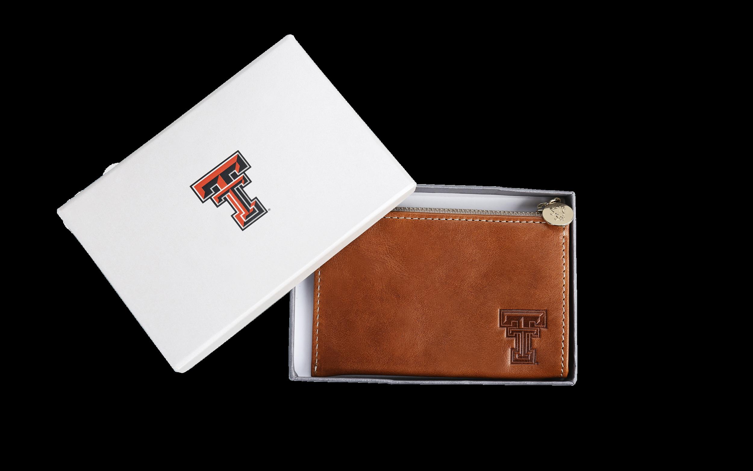 tx tech ladies wallet in box.png