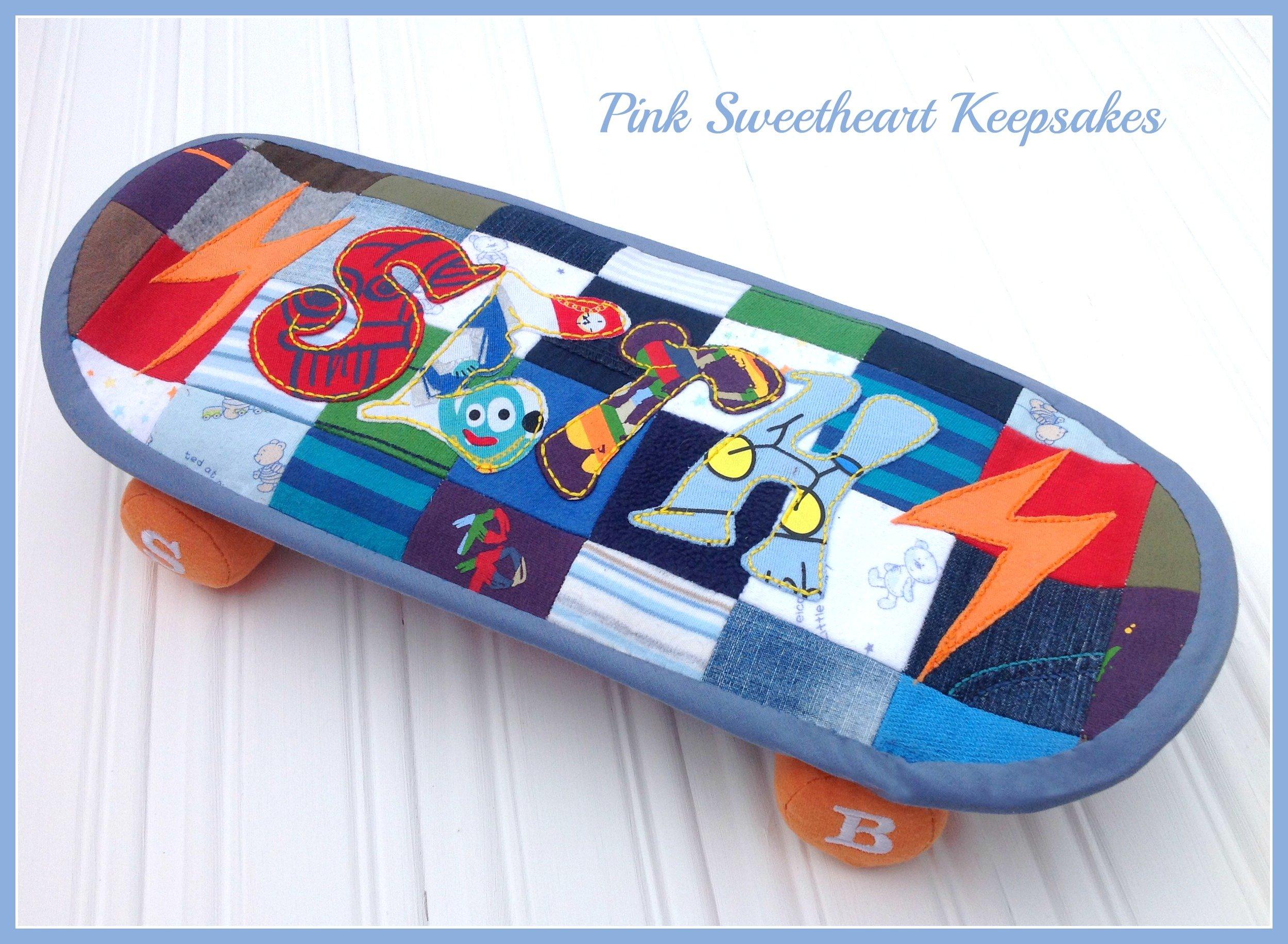 Seth's Skateboard