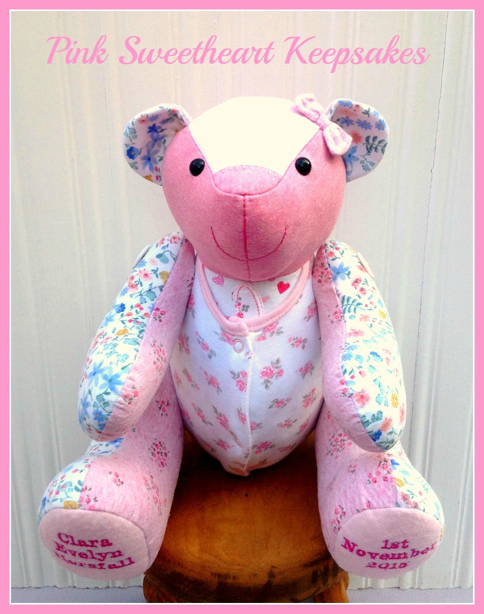 Clara's Luxury Bear