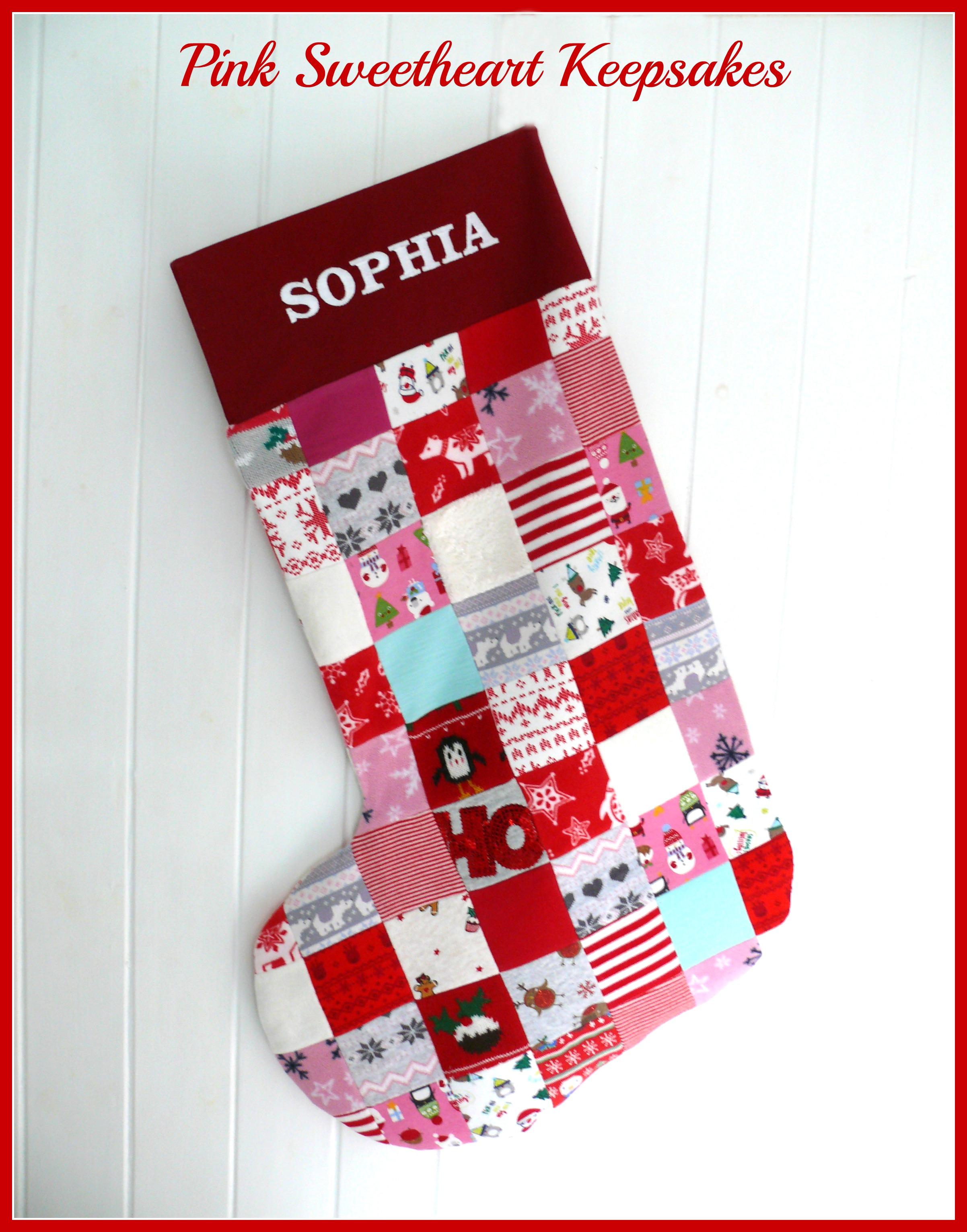 Sophia's Christmas Stocking