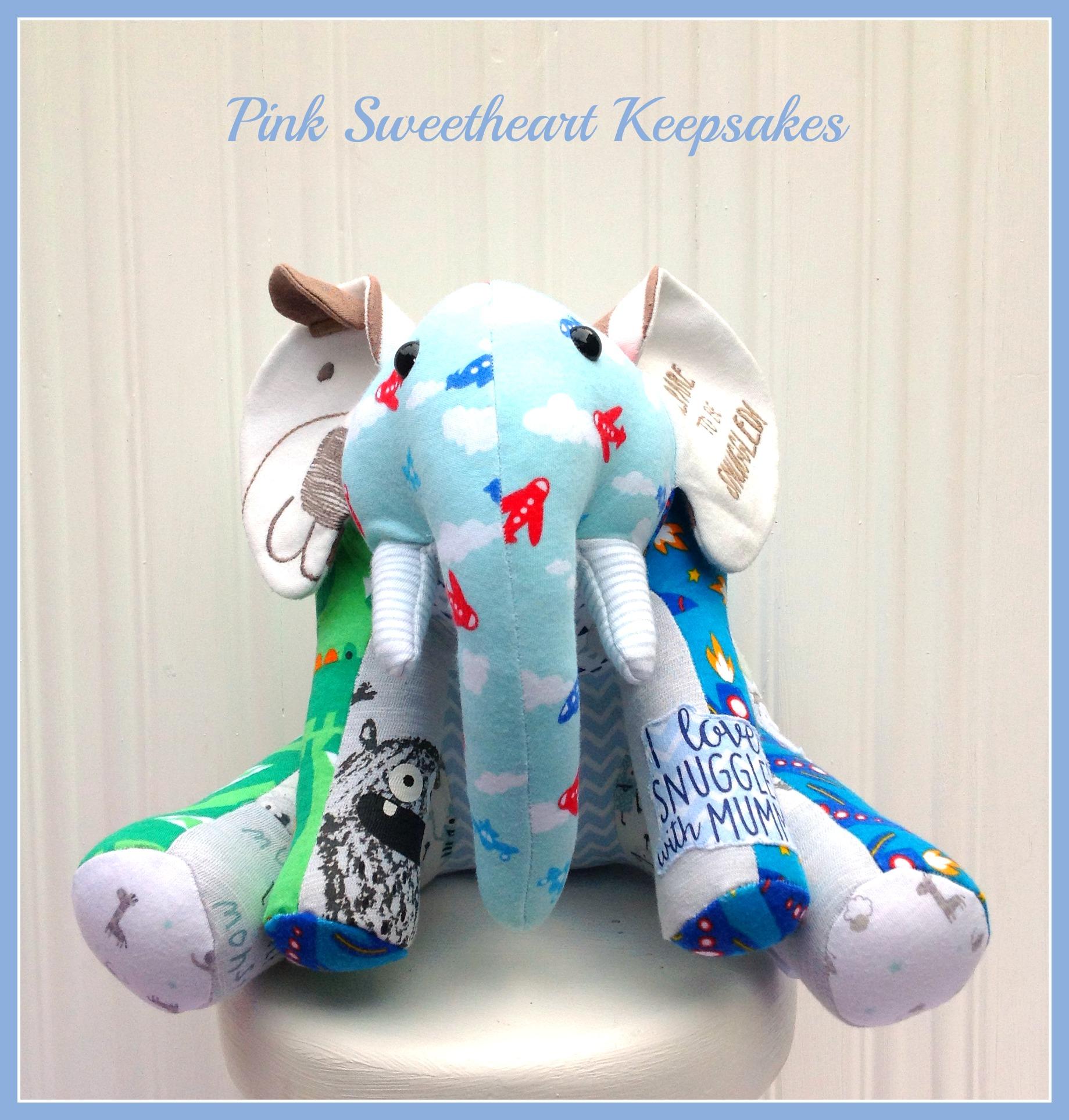 Jak's Elephant