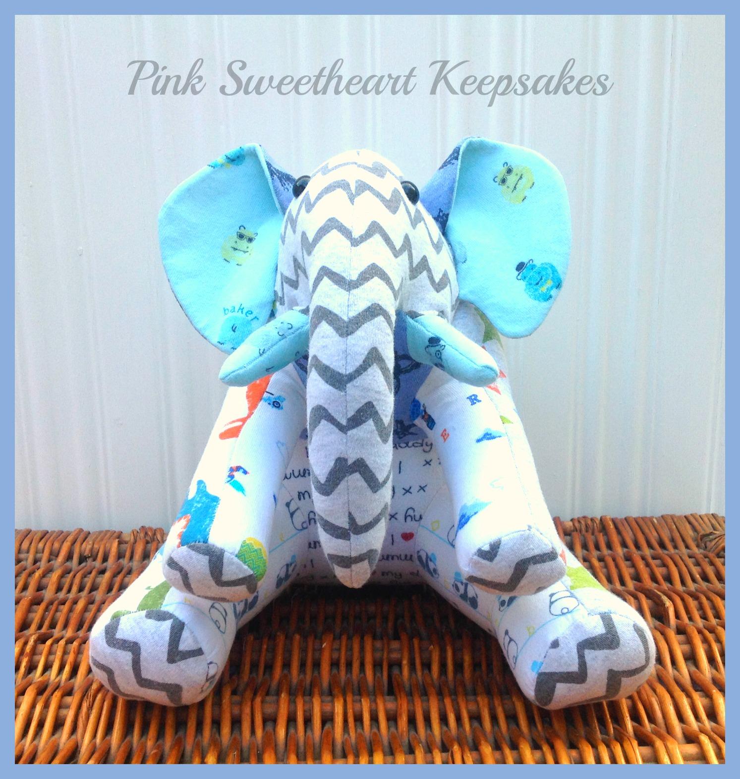Zachary's Elephant