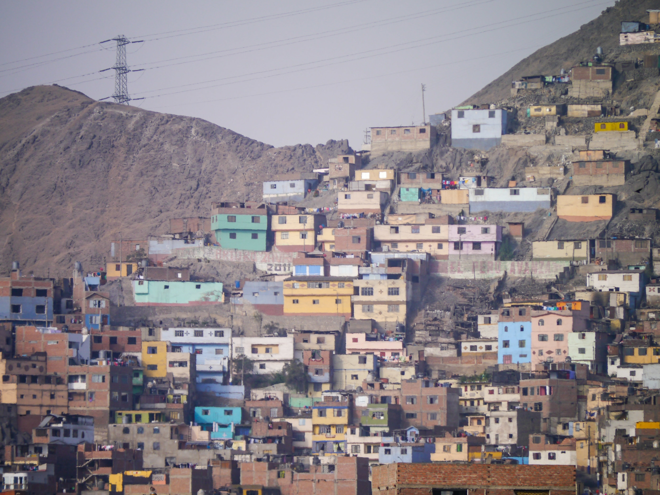 Peru Mission - Peru Mission is in its first year of service. On this mission, a group of college students will spend their spring break serving the Peruvians who live in the shantytowns in the mountains of Lima. Service will include working alongside the locals to improve the safety and ease of access to their homes and also meeting their spiritual needs in any way possible. Each day begins with prayer and ends with Mass, and the missionary-students will spend one day of pilgrimage in Lima in order to gain a better understanding of and appreciation for the city and culture they are serving.