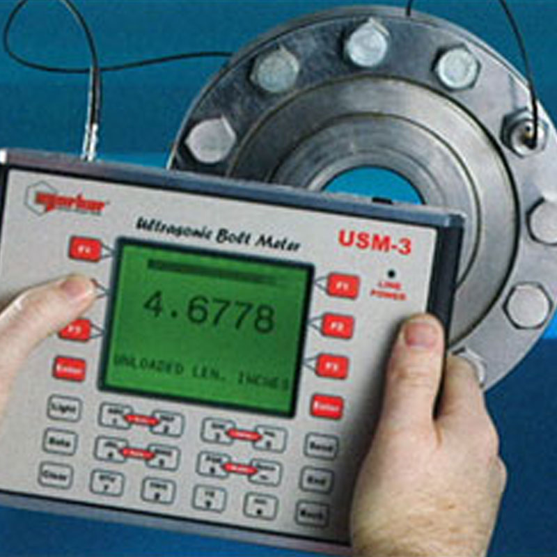 Ultrasonic bolt torque measuring system    Client: Norbar   Odic helped Norbar update the bolt torque (and length) measuring system by porting the firmware to a new processor on a new board.  Critical timing ran rampant through the original code, making this porting effort anything but straightforward.