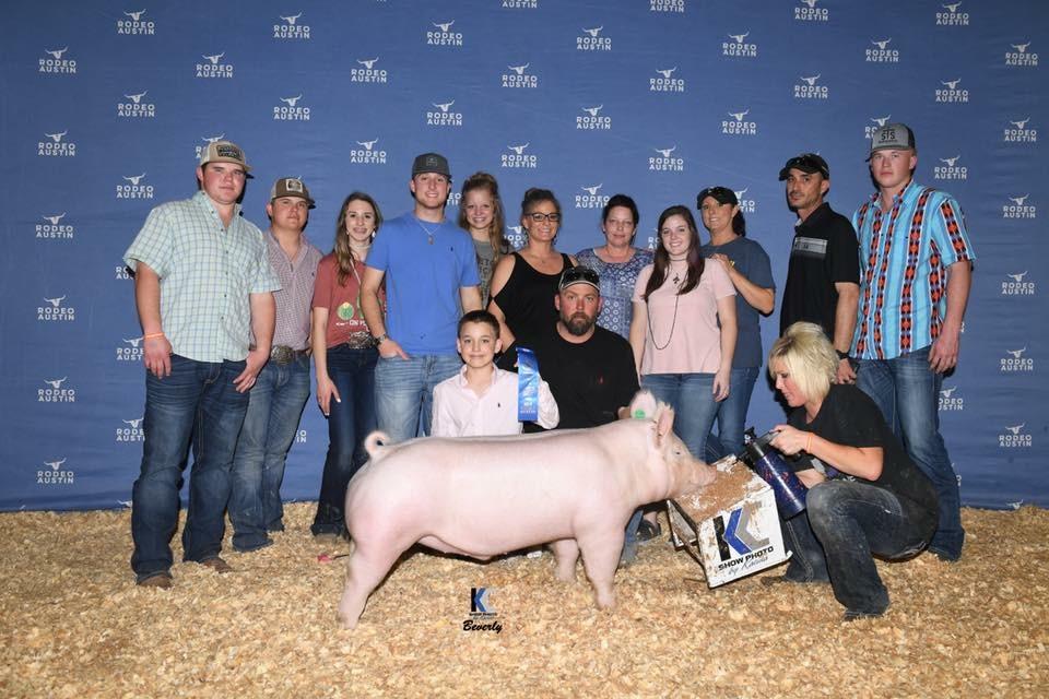 Class Winning Cross | Austin 2018