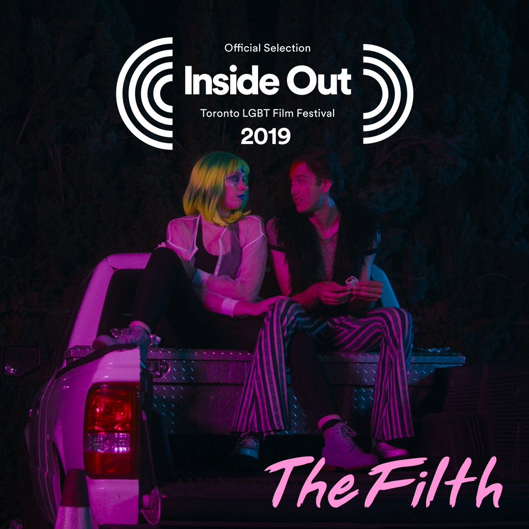 World Premiere! - The Filth had its world premiere at Inside Out Festival in Toronto at the TIFF Bell Lightbox theater.Check out our Instagram feed for a look at the festival!