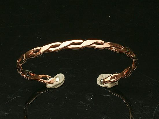 Men's Copper Weave