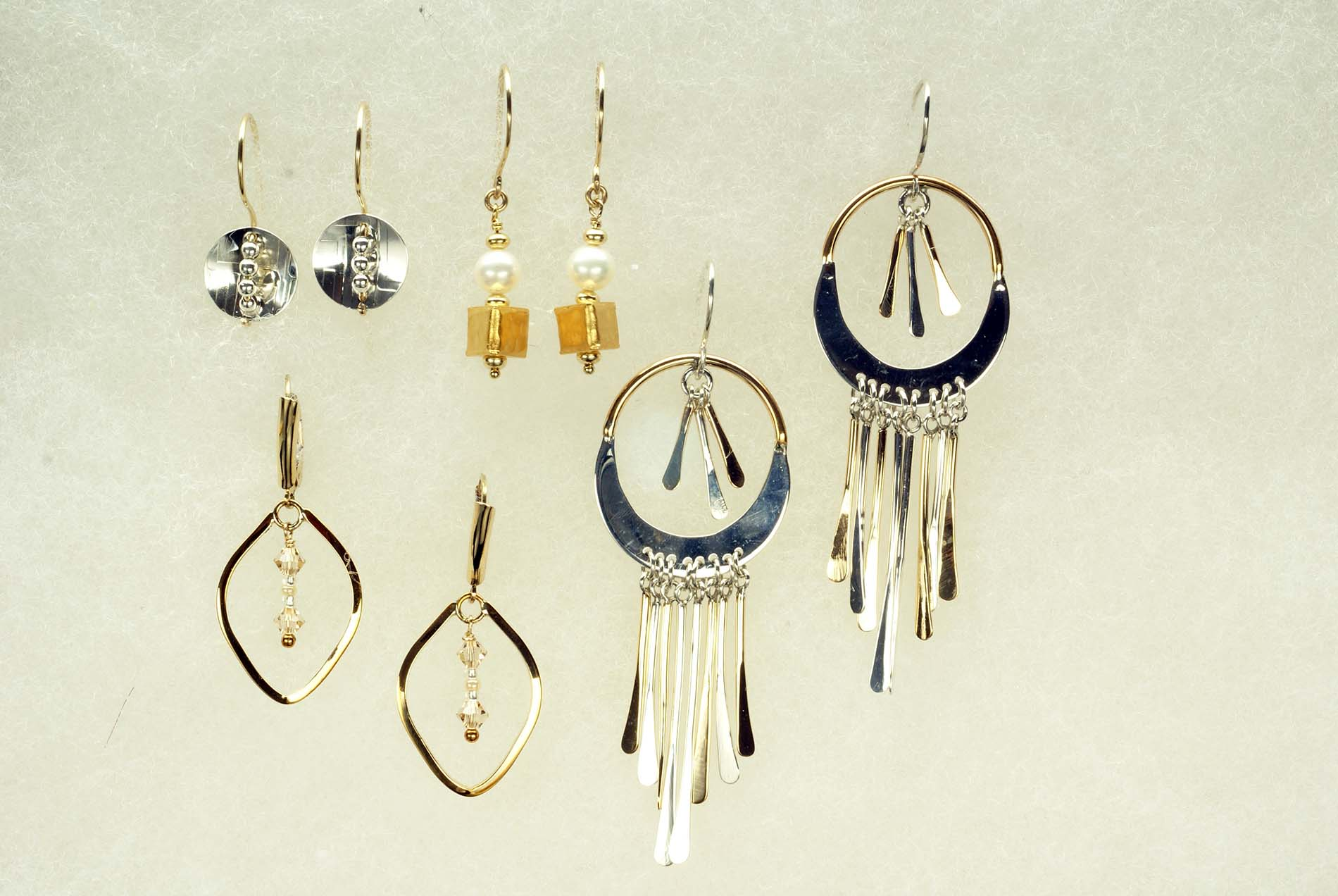 Been Busy Earring Collection