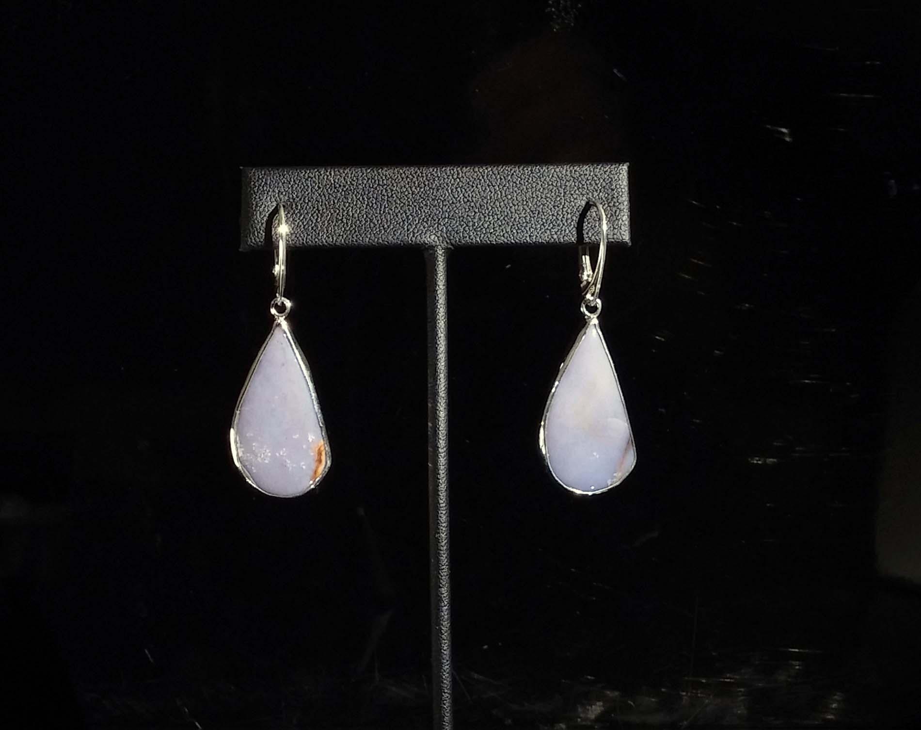 Buffalo Creek Teardrop Earrings