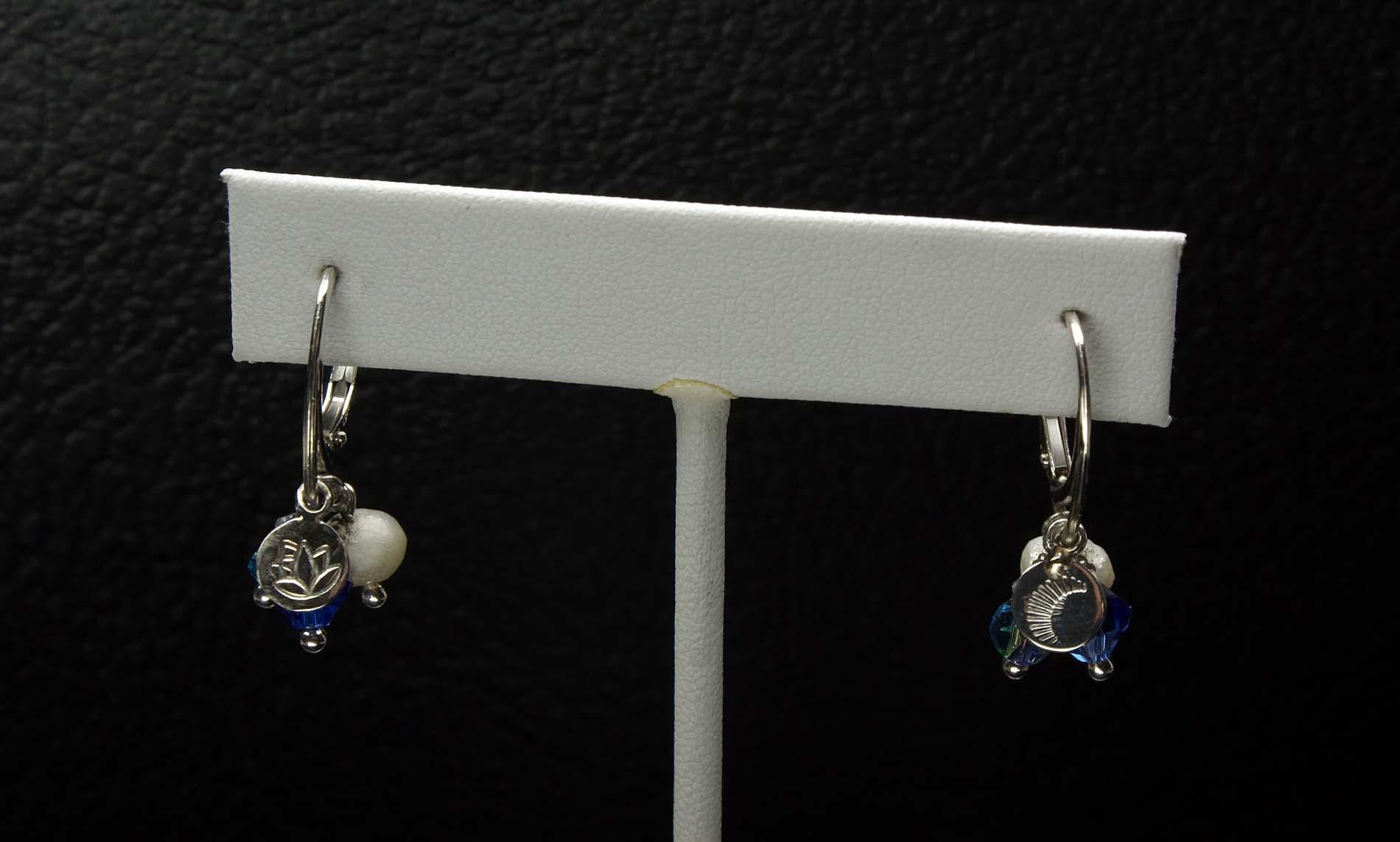 Charm Bracket Earrings