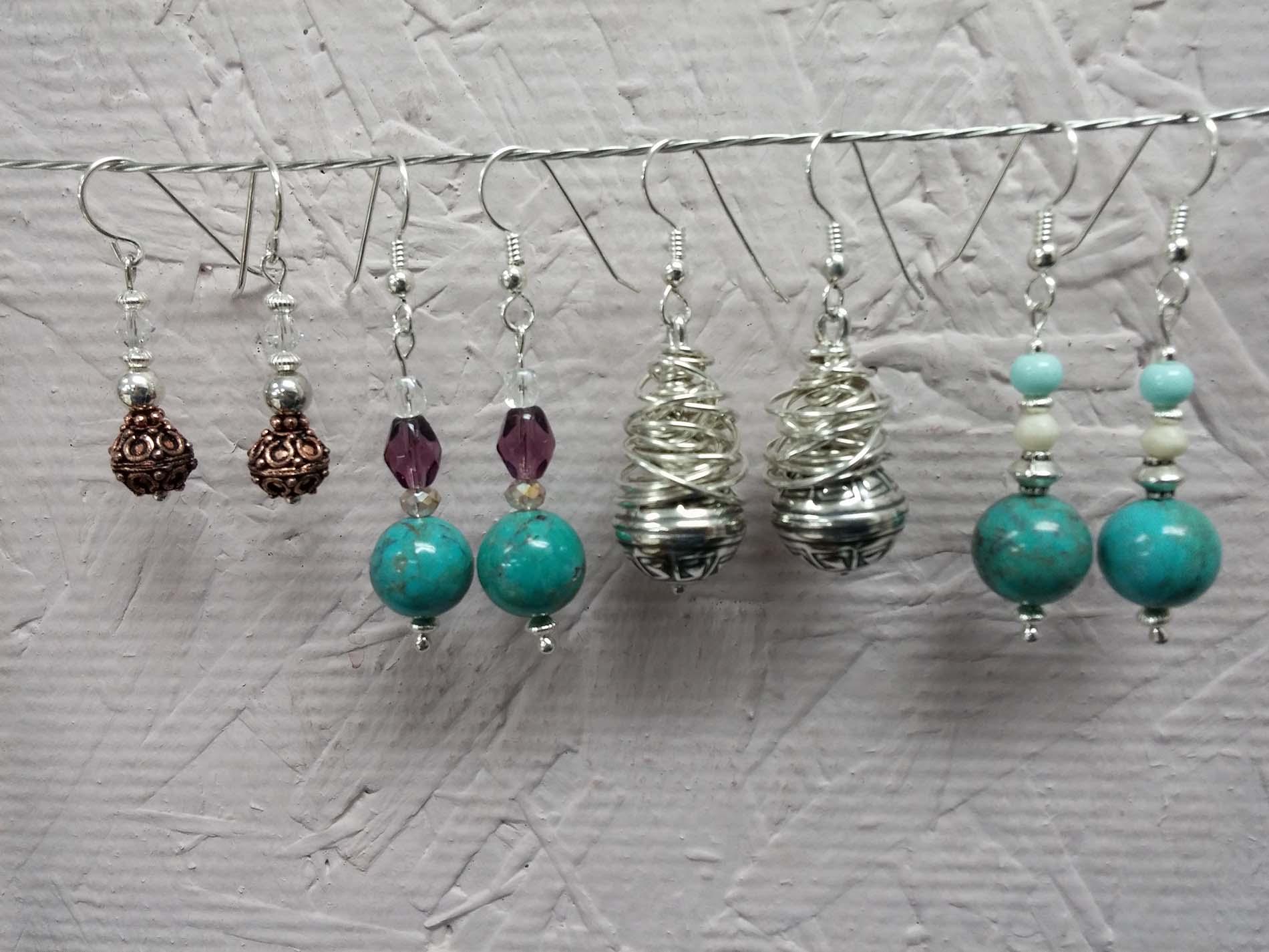 Day's Work Earrings
