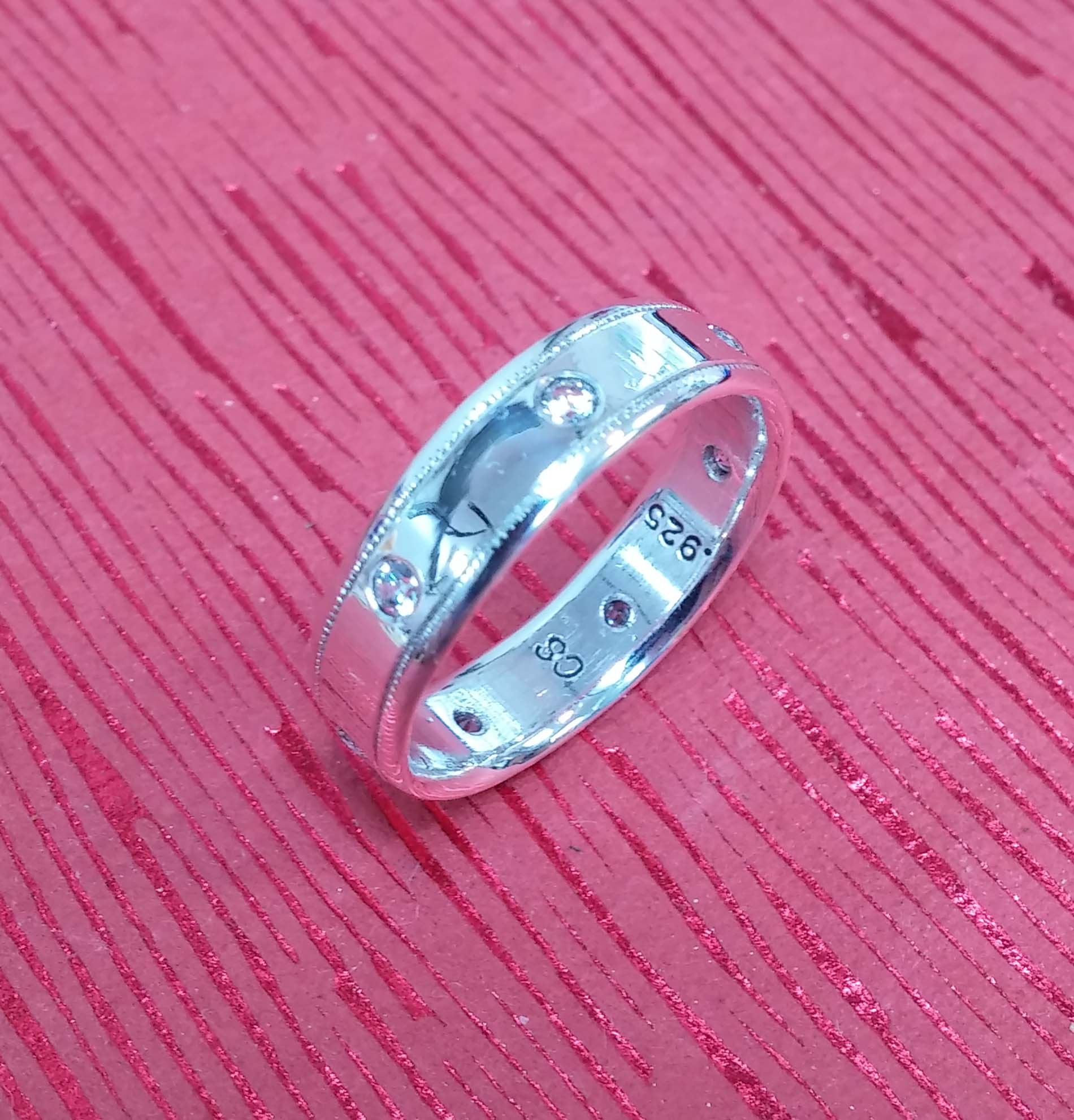Modified Eternity Rings