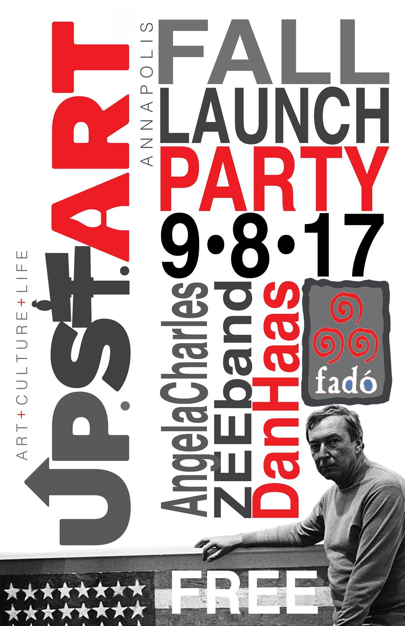 Upstart Magazine Launch Party