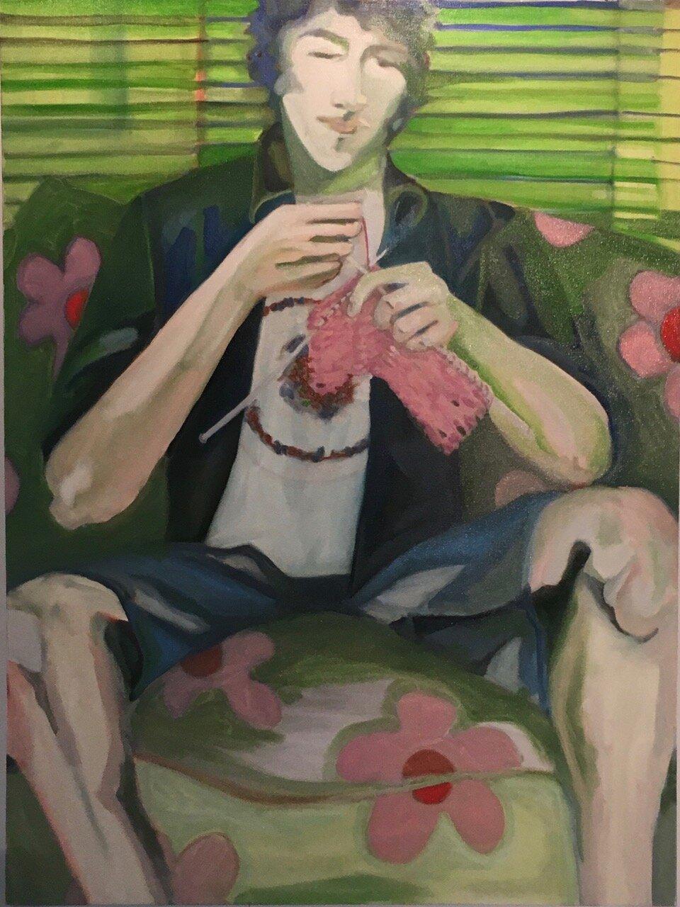 Knitter #1