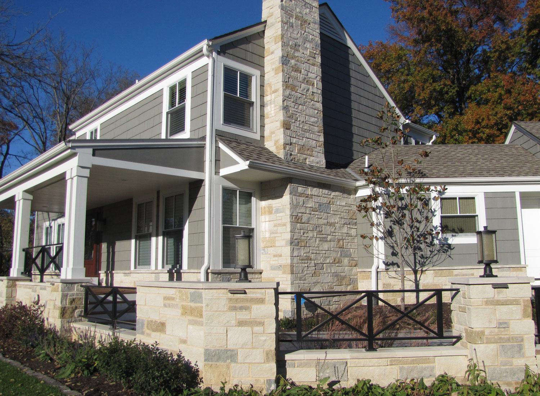 Kansas Limestone - Blend: Plaza Grey/Silverdale