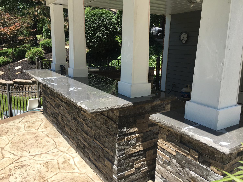 Kansas Limestone - Blend: Plaza Grey/Flint Hills Mottled